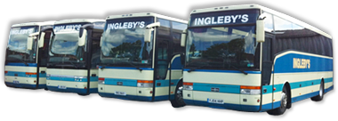 Inglebys Coach Fleet